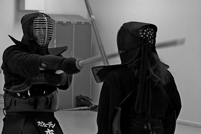 art martial japonais sabre