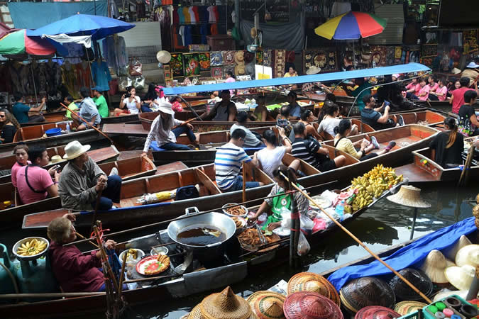 Croisières Thaïlande