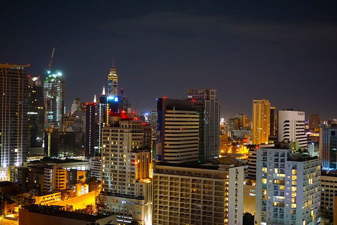 Voyage train de nuit Bangkok Chiang Mai