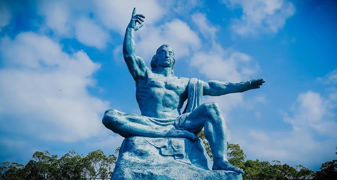 statue de la paix