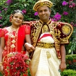 Mariage traditionnel au Sri Lanka